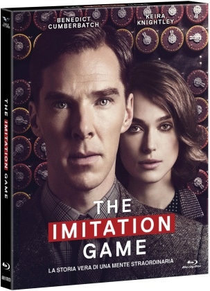 The Imitation Game (2014) (Ever Green Collection)