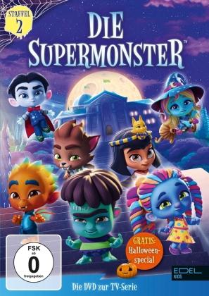 Die Supermonster - Staffel 2