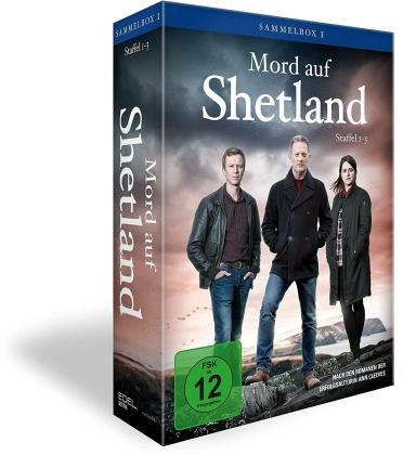 Mord auf Shetland - Staffel 1-3 (Sammelbox, 10 DVDs)
