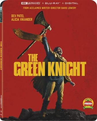 The Green Knight (2021) (4K Ultra HD + Blu-ray)