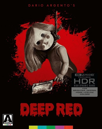 Deep Red (1975) (Limited Edition, 2 4K Ultra HDs)