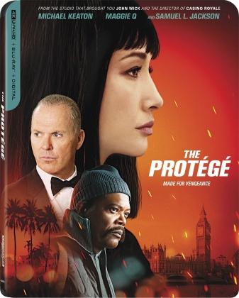 The Protégé (2021) (4K Ultra HD + Blu-ray)