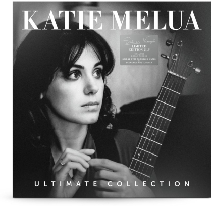 Katie Melua - Ultimate Collection (2021 Reissue, Limited Edition, Silver Vinyl, 2 LPs)