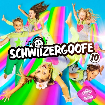 Schwiizergoofe - 10 (2 CD)