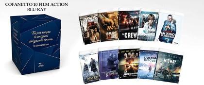 Cofanetto 10 Film Action (10 Blu-rays)