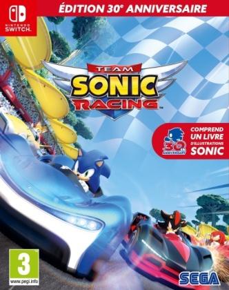 Team Sonic Racing (Édition 30ème Anniversaire)