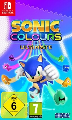 Sonic Colours - Ultimate