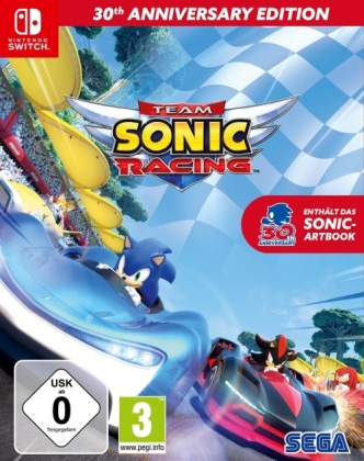 Team Sonic Racing (30th Anniversary Edition)
