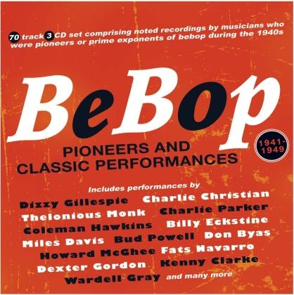 Bebop: Pioneers And Classic Performances
