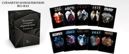 Cofanetto 10 Film Originals Emotion (10 Blu-rays + 10 DVDs)