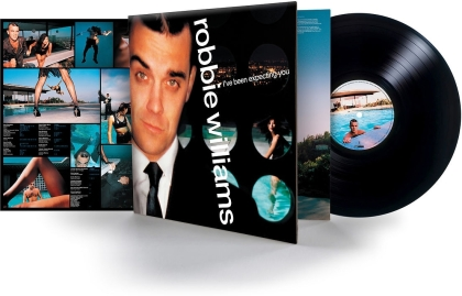 Robbie Williams - I've Been Expecting You (2021 Reissue, Gatefold, LP + Digital Copy)