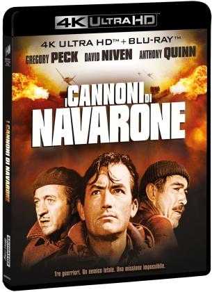 I Cannoni di Navarone (1961) (4K Ultra HD + Blu-ray)