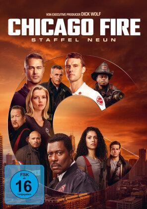 Chicago Fire - Staffel 9 (4 DVDs)
