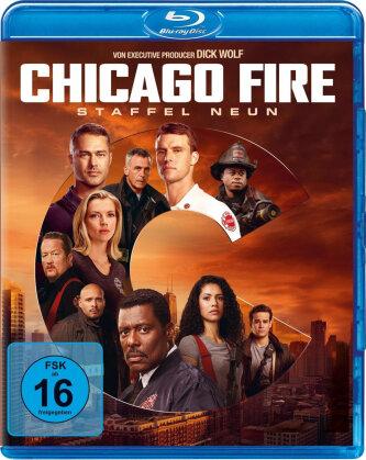 Chicago Fire - Staffel 9 (4 Blu-rays)