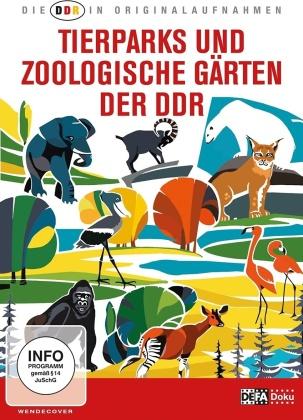 Tierparks und Zoologische Gärten der DDR (Die DDR in Originalaufnahmen, DEFA - Doku)