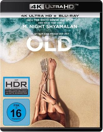 Old (2021) (4K Ultra HD + Blu-ray)