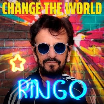 "Ringo Starr - Change The World EP (10"" Maxi)"