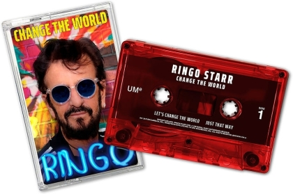 Ringo Starr - Change The World EP (limited Mc-A)
