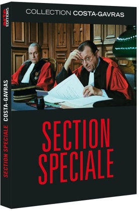 Section spéciale (1975) (Collection Costa-Gavras)