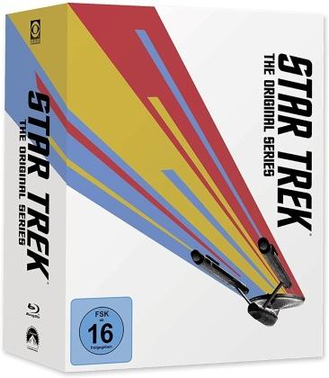 Star Trek - Raumschiff Enterprise - The Original Series - Die komplette Serie (Limited Edition, 20 Blu-rays)