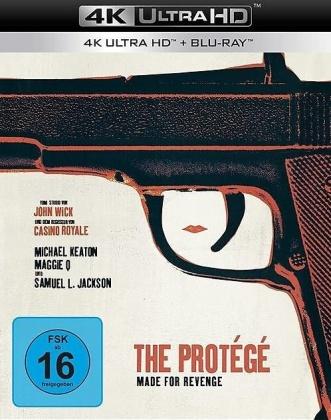 The Protégé - Made for Revenge (2021) (4K Ultra HD + Blu-ray)