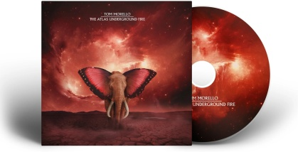 Tom Morello (Rage Against The Machine, Prophets Of Rage, Nightwatchman) - The Atlas Underground Fire