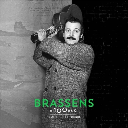 Georges Brassens - A 100 Ans (Edizione Limitata, 2 CD)