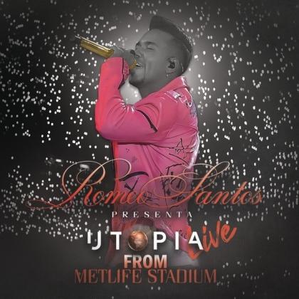 Romeo Santos (Aventura) - Utopia Live From Metlife Stadium (2 CDs)