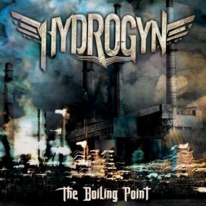 Hydrogyn - Boiling Point (2021 Reissue, Digipack)