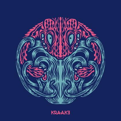 Kraake (Baze/Fabian M. Mueller) - Kraake (LP)