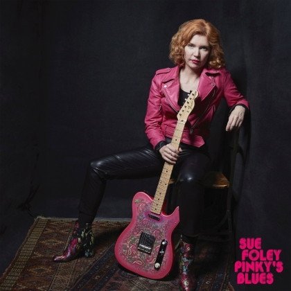 Sue Foley - Pinky's Blues