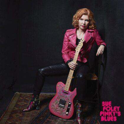 Sue Foley - Pinky's Blues (LP)
