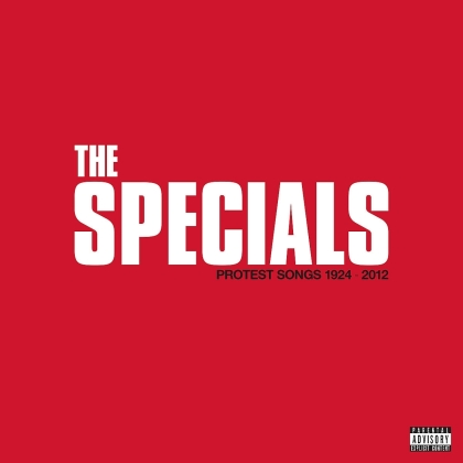 The Specials - Protest Songs 1924 - 2012 (Deluxe Edition, Limited Edition)