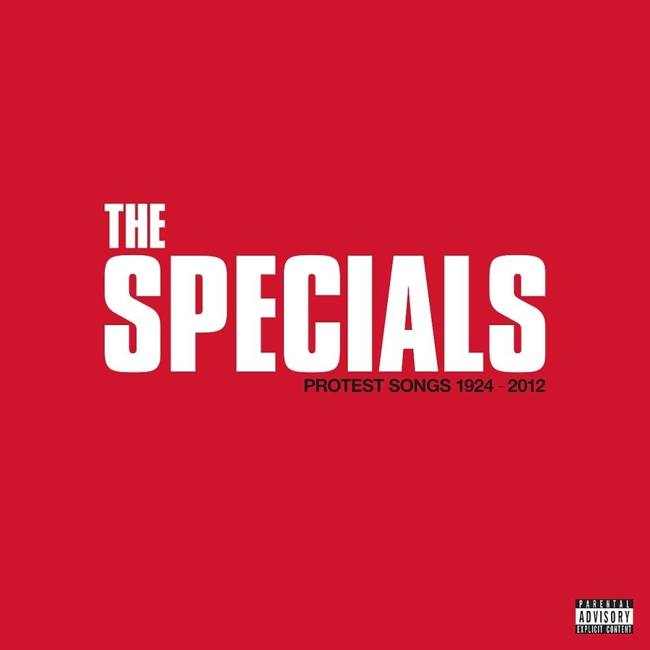The Specials - Protest Songs 1924 - 2012 (Deluxe Edition, Edizione Limitata)