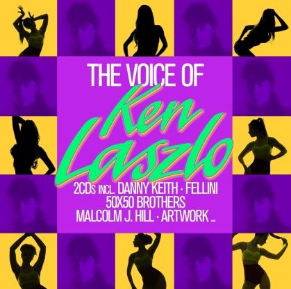 The Voice Of Ken Laszlo (2 CDs)