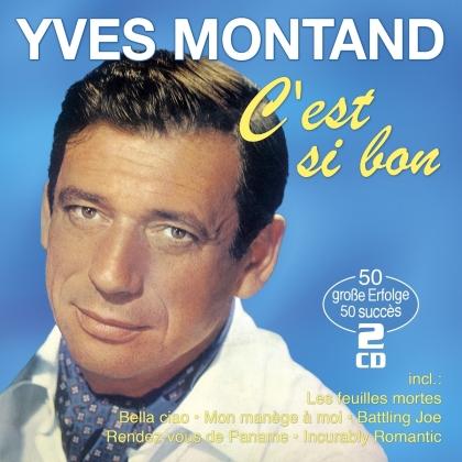 Yves Montand - C'est si bon - 50 grands succes