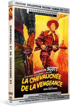La chevauchée de la vengeance (1959) (Western de Légende, Silver Collection, Blu-ray + DVD)