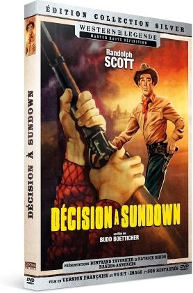 Décision à Sundown (1957) (Western de Légende, Silver Collection)