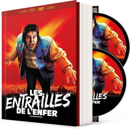Les entrailles de l'enfer (1982) (Blu-ray + DVD + Booklet)