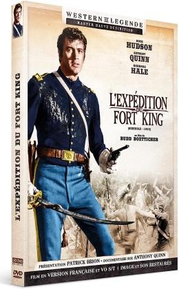L'expédition du Fort King (1953) (Western de Légende)
