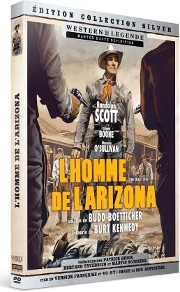 L'homme de l'Arizona (1957) (Western de Légende, Silver Collection)