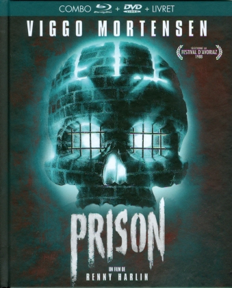 Prison (1987) (Blu-ray + DVD + Booklet)