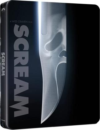 Scream (1996) (Edizione Limitata, Steelbook, 4K Ultra HD + Blu-ray)