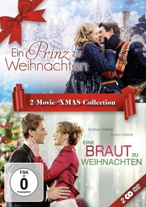 Ein Prinz zu Weihnachten / Eine Braut zu Weihnachten (2 DVDs)