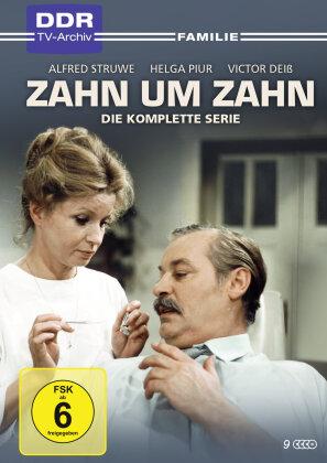 Zahn um Zahn - Die komplette Serie (DDR TV-Archiv, 9 DVDs)