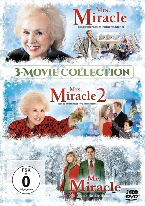 Mrs. Miracle - 3-Movie Collection (2 DVDs)
