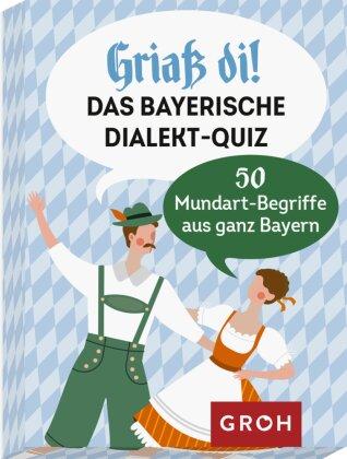 Griaß di! Das bayerische Dialekte-Quiz