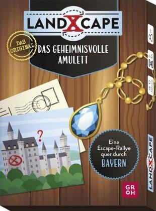Das geheimnisvolle Amulett - Eine Escape-Rallye quer durch Bayern