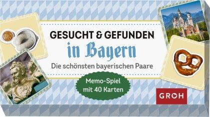 Gesucht & gefunden in Bayern - die schönsten bayerischen Paare
