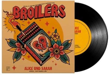 "Broilers - Alice und Sarah (Limitiert, Nummeriert, 7"" Single)"